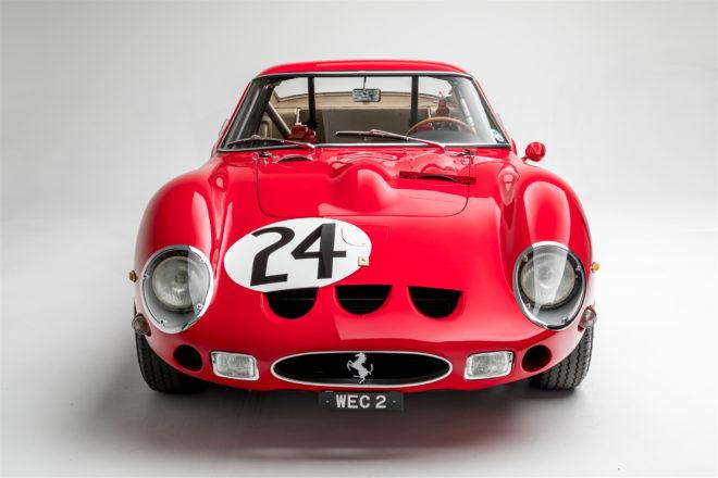 1963 Ferrari 250 GTO front view 02