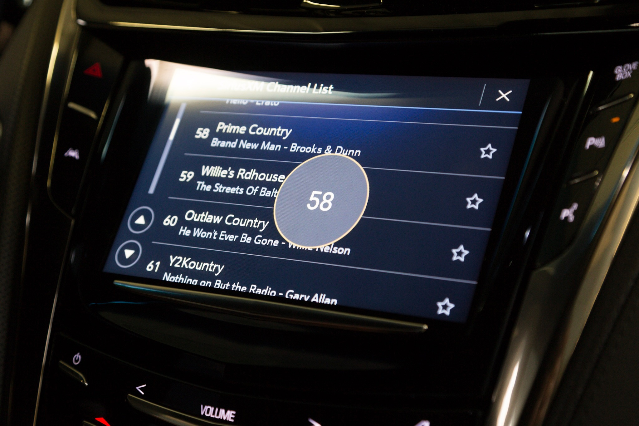 Cadillac Cue Navigation Update