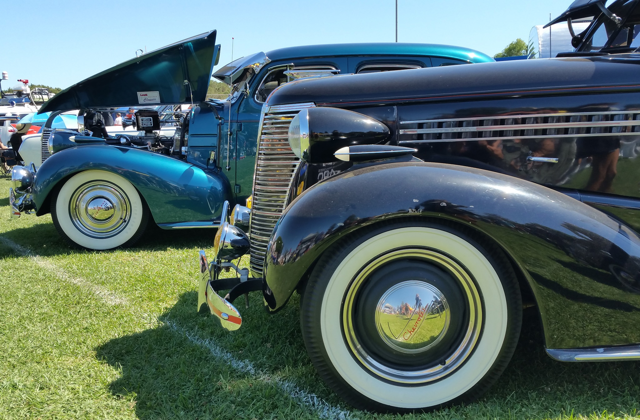 Highlights From The 14th Annual Culver City Car Show Automobile