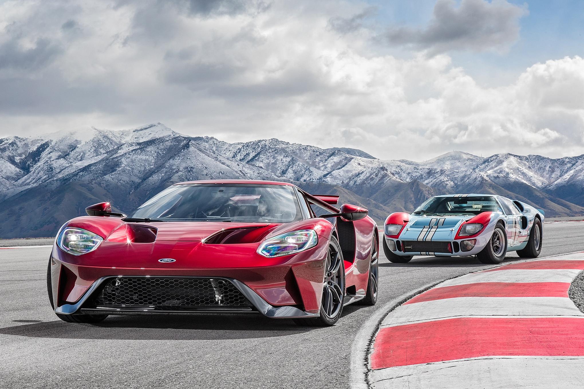 Lamborghini Price 2017 >> 2017 Ford GT First Drive Review | Automobile Magazine
