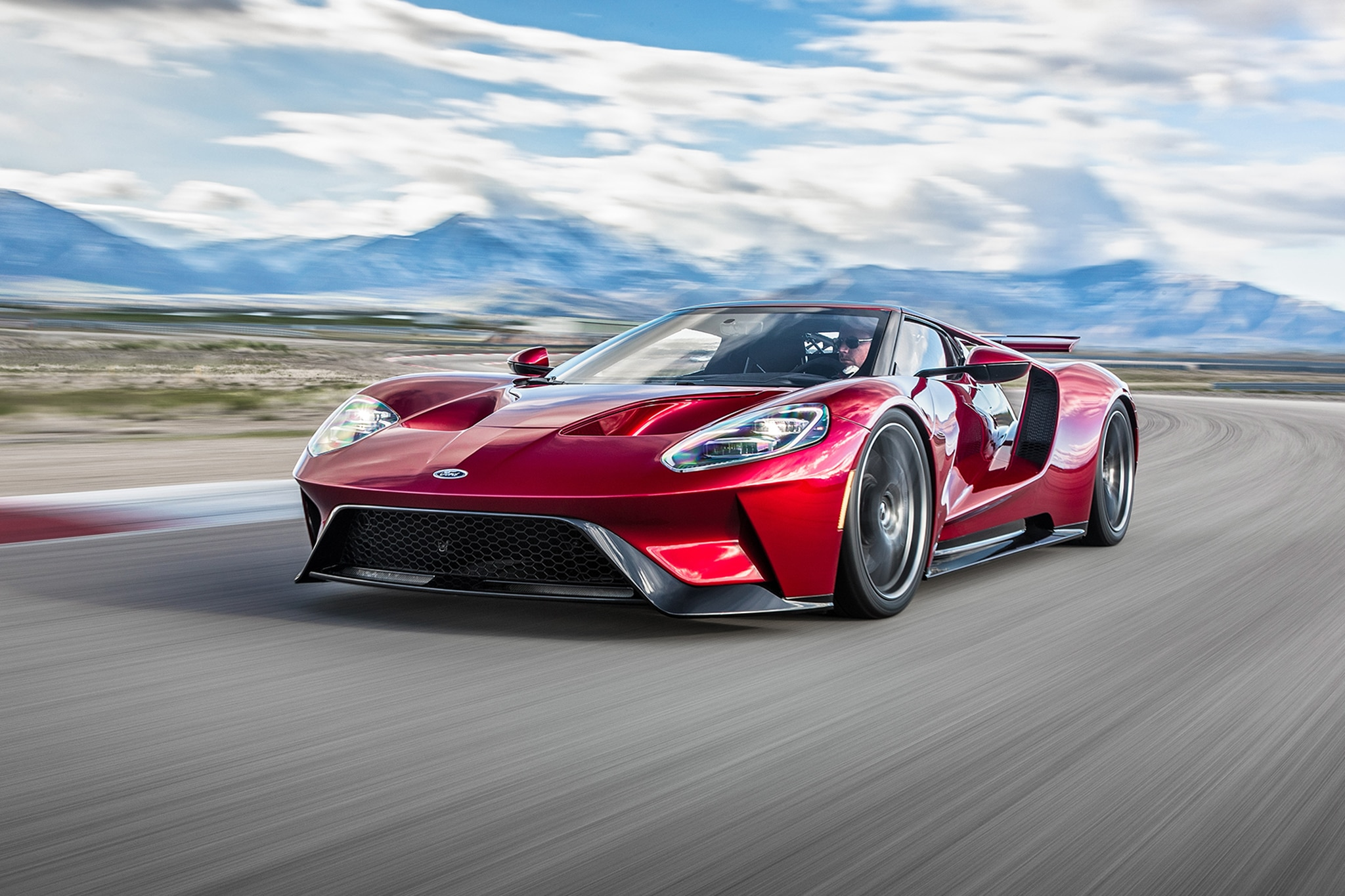 2017 Ford Gt First Drive Review Automobile Magazine