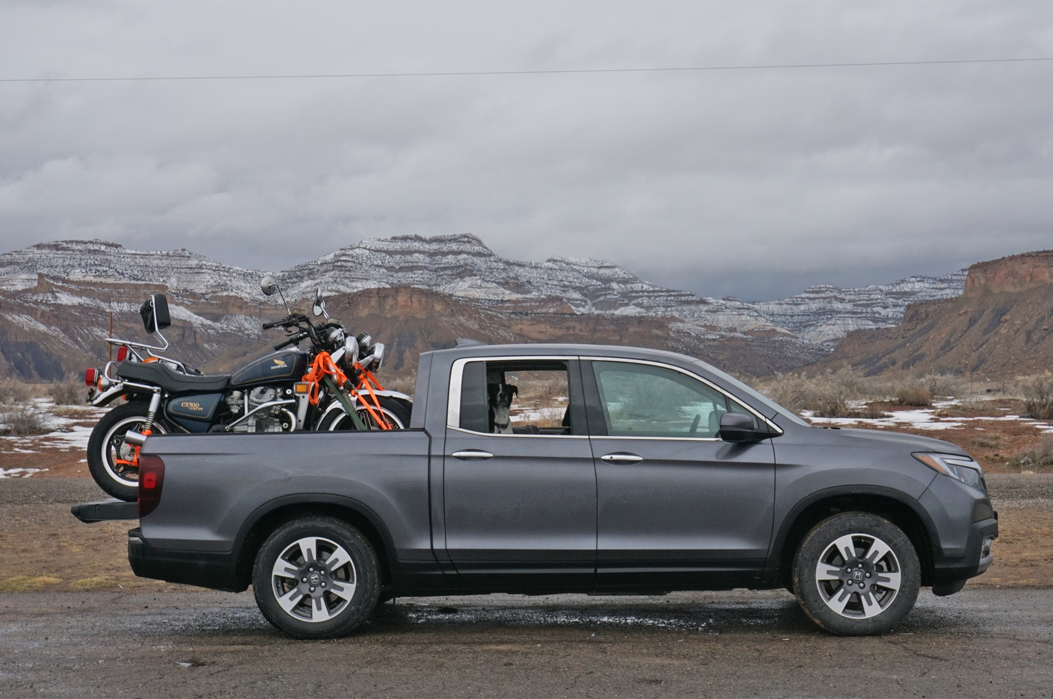 Trials and Tribulations for Our Four Seasons 2017 Honda Ridgeline RTL-E | Automobile Magazine