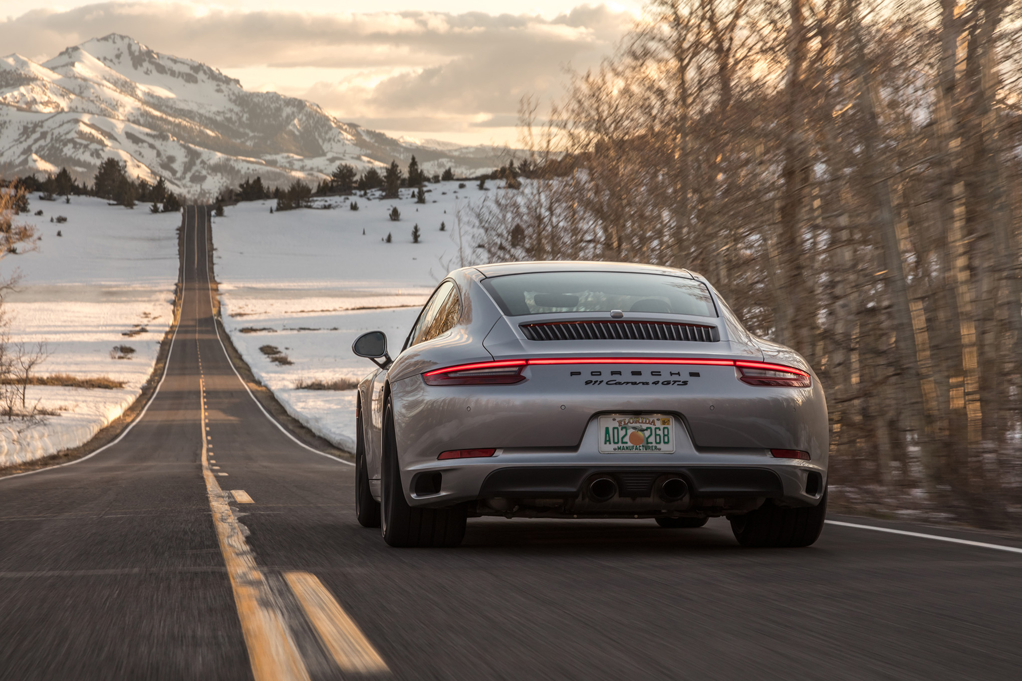 All Gts Cabriolet And Targa Models Get Standard Porsche Active Suspension Management Pasm But Coupes Both Rear Drive Wheel Go A Step