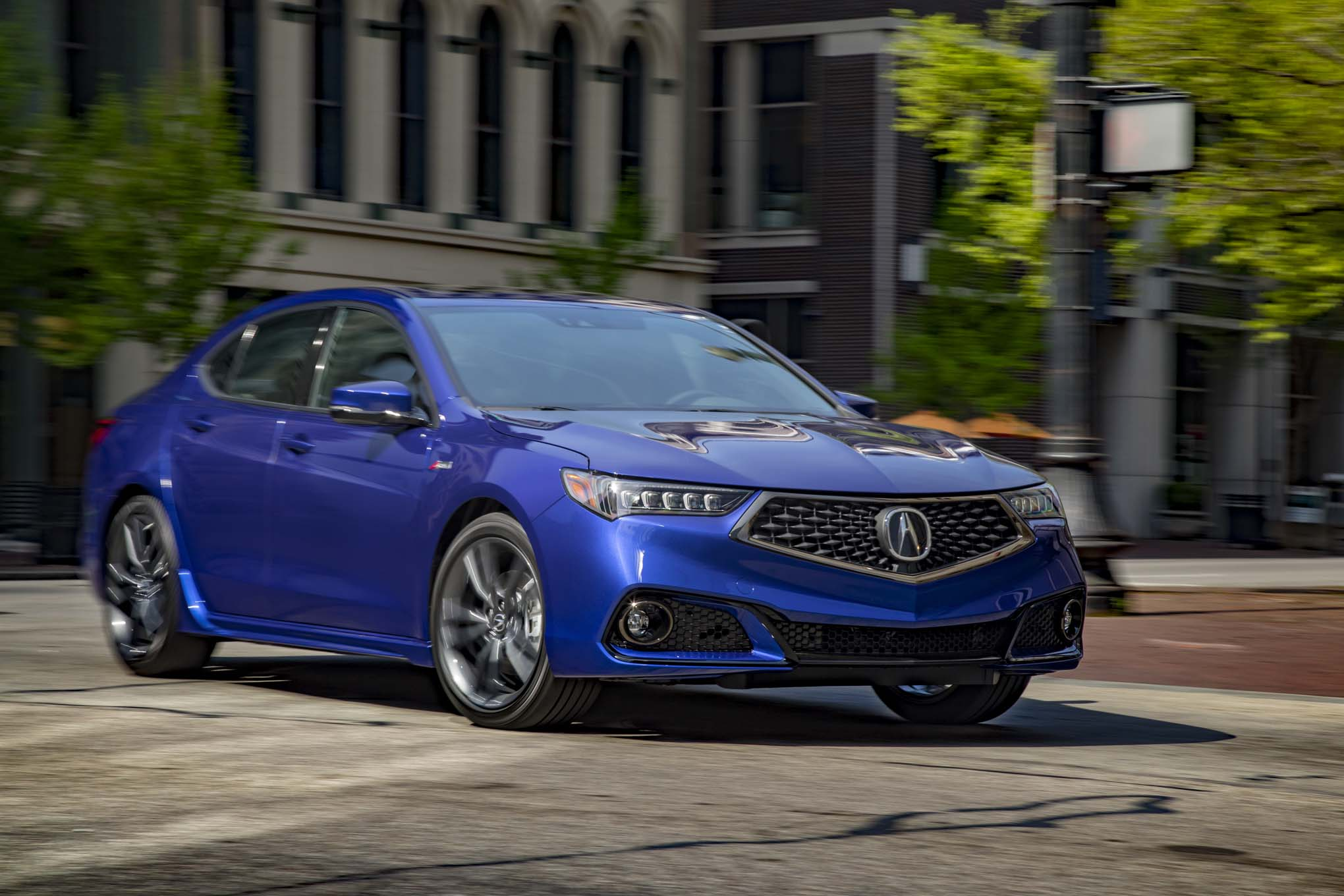 Acura TLX SHAWD ASpec First Drive Review Automobile Magazine - Acura 2018 tlx price