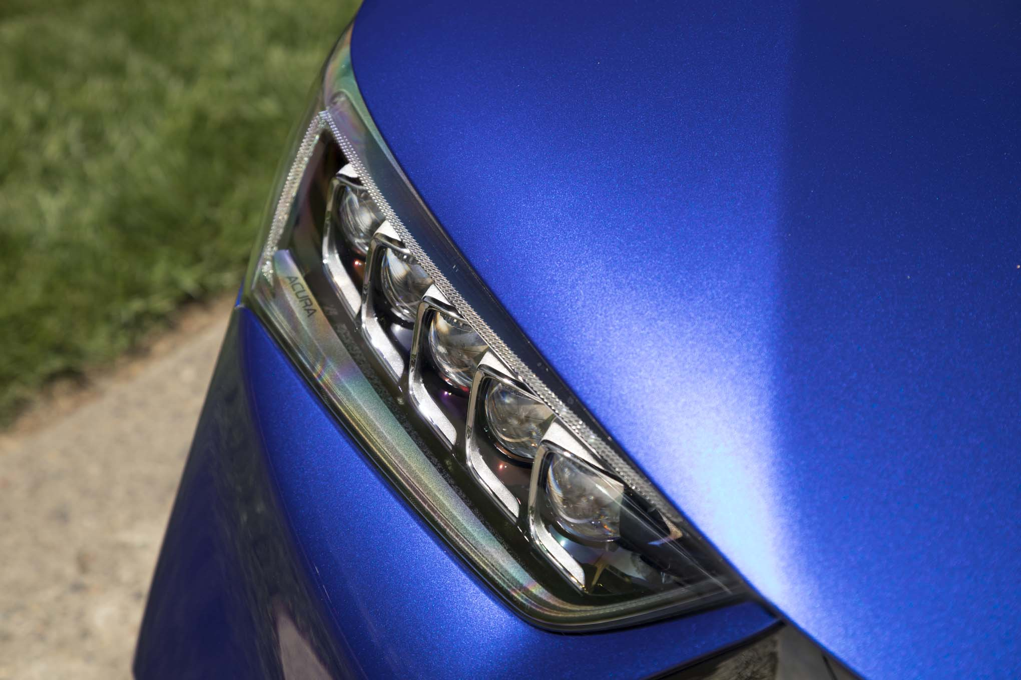Acura TLX SHAWD ASpec First Drive Review Automobile Magazine - 2018 acura tl headlights