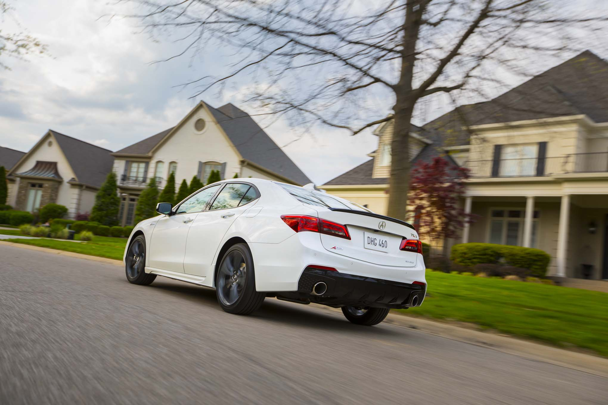 2018 Acura Tlx Sh Awd A Spec First Drive Review Automobile Magazine