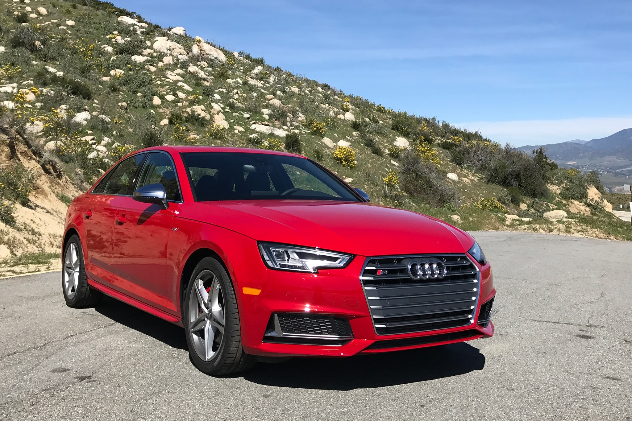 First Drive Audi S Automobile Magazine - 2018 audi s4