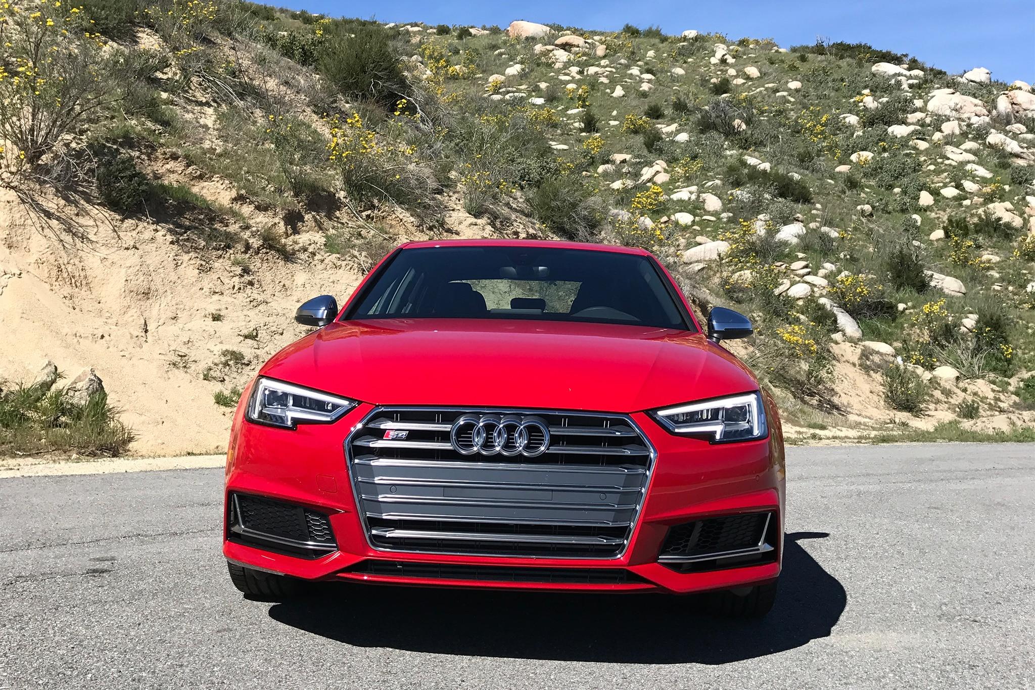 Audi S4 0-60 >> First Drive 2018 Audi S4 Automobile Magazine