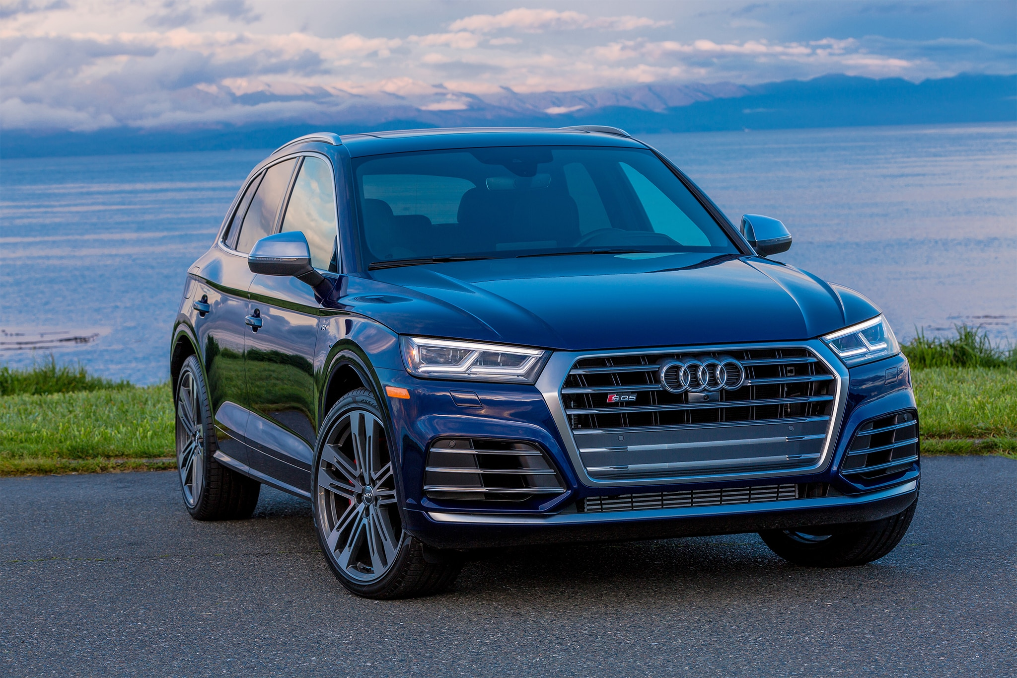 2018 Audi Sq5 First Drive Review Automobile Magazine
