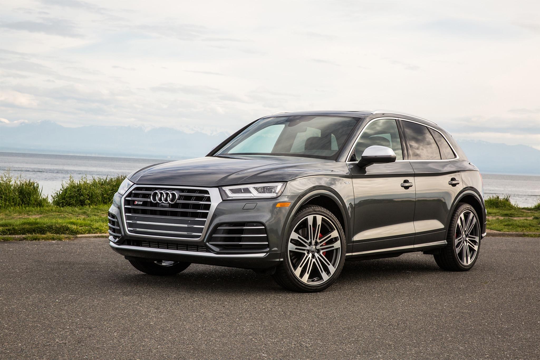 Audi Sq 3 2017 >> 2018 Audi SQ5 First Drive Review | Automobile Magazine