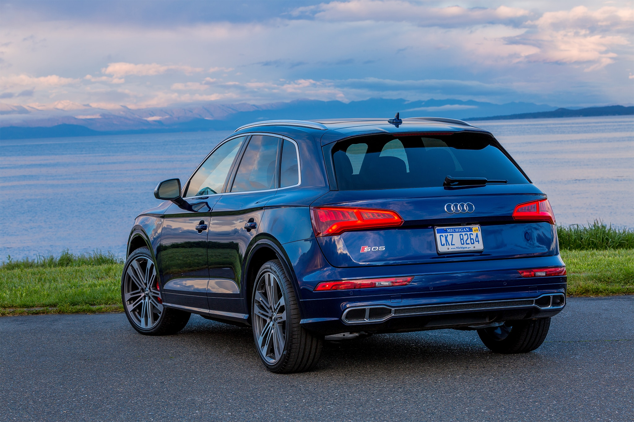 Audi 6 Price >> 2018 Audi SQ5 First Drive Review | Automobile Magazine
