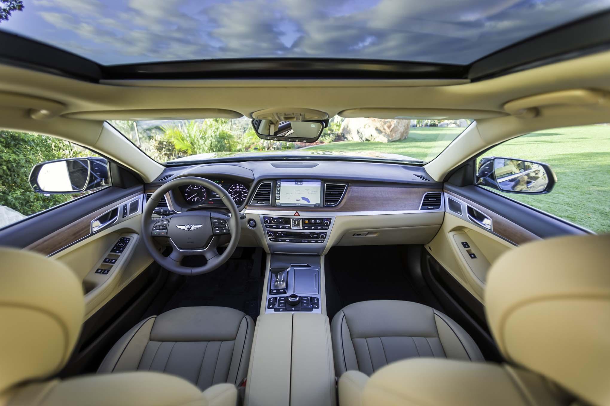Hyundai Brings Genesis To Europe Automobile Magazine