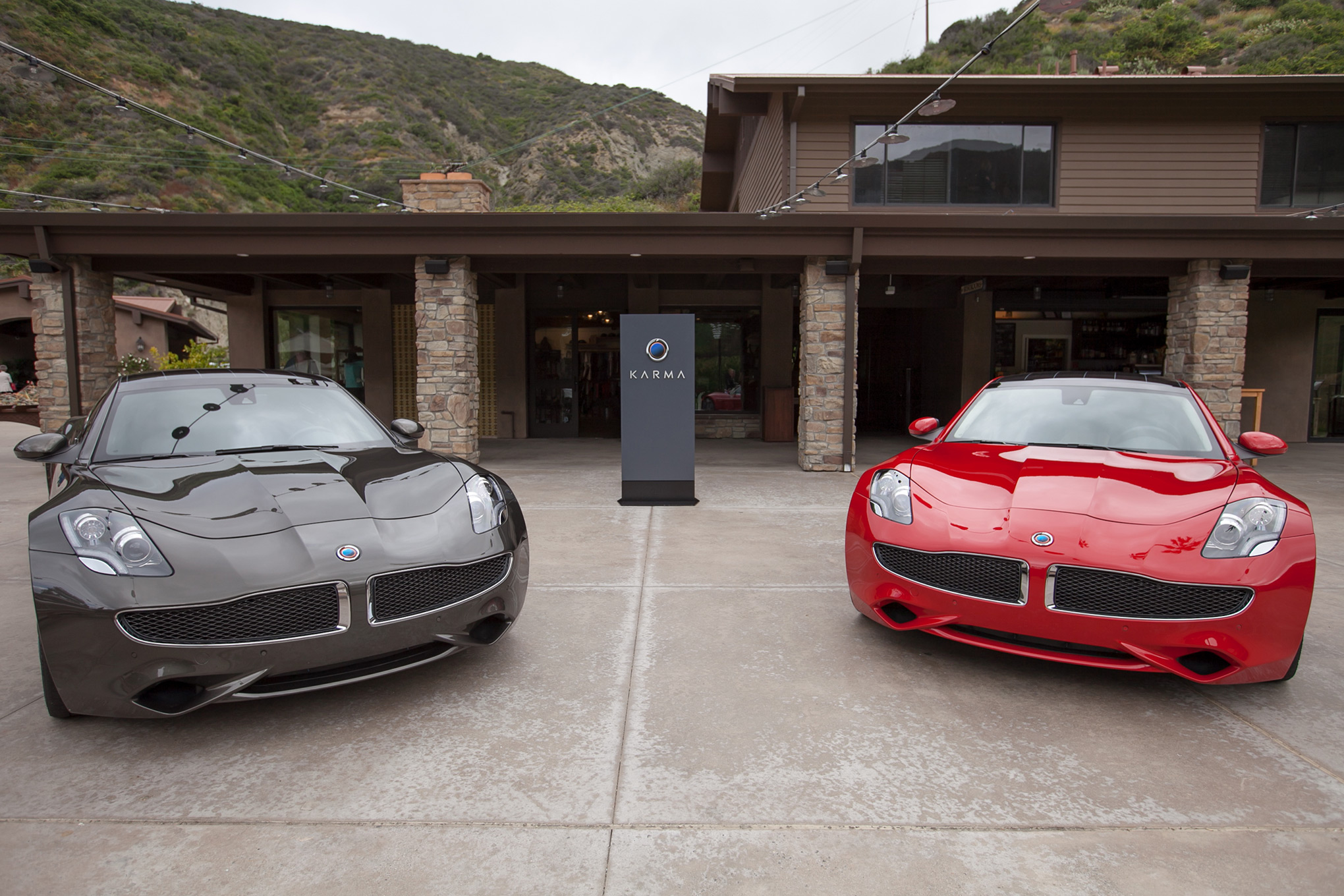 This Southern California Connection Is Incorporated Into The Karma Brand Revero S Brochure Replete With Region Specific Photos And Name Of