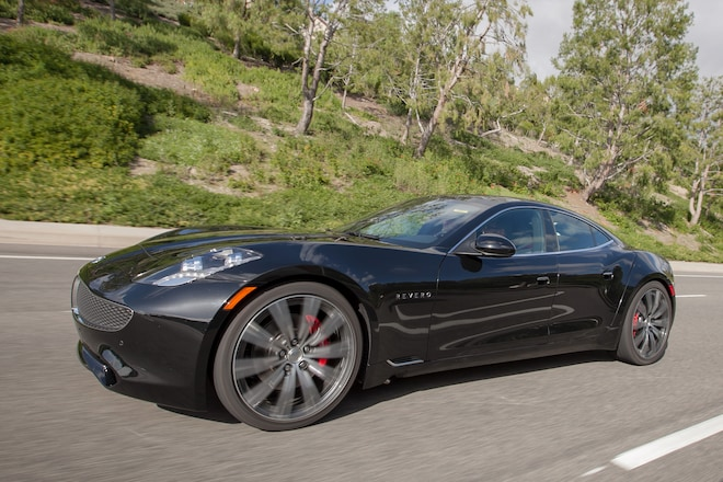 2018 Karma Revero Front Three Quarter 03