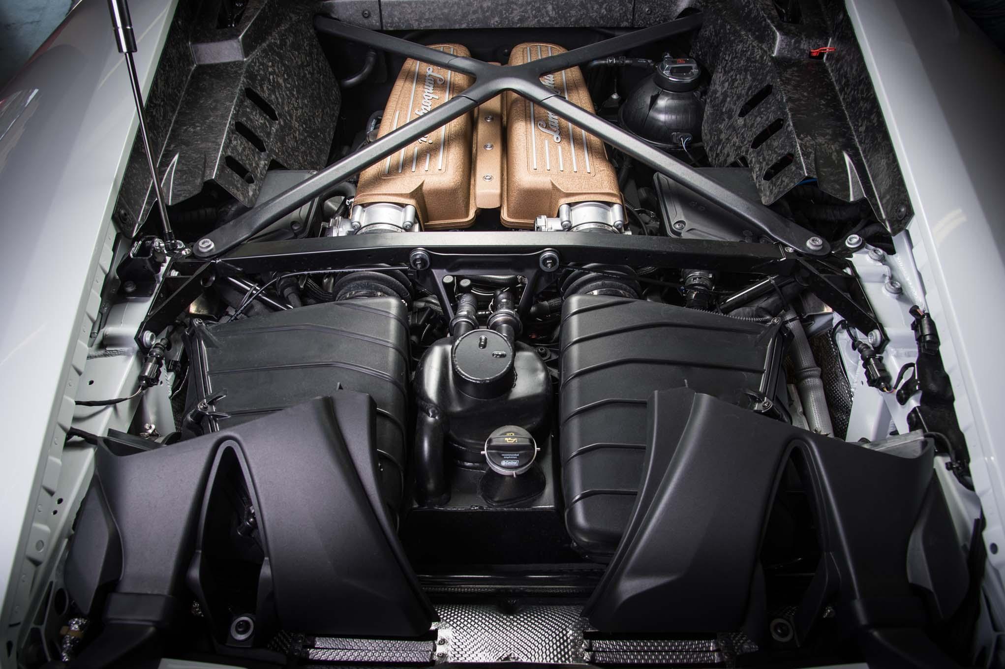 Lamborghini huracan hp