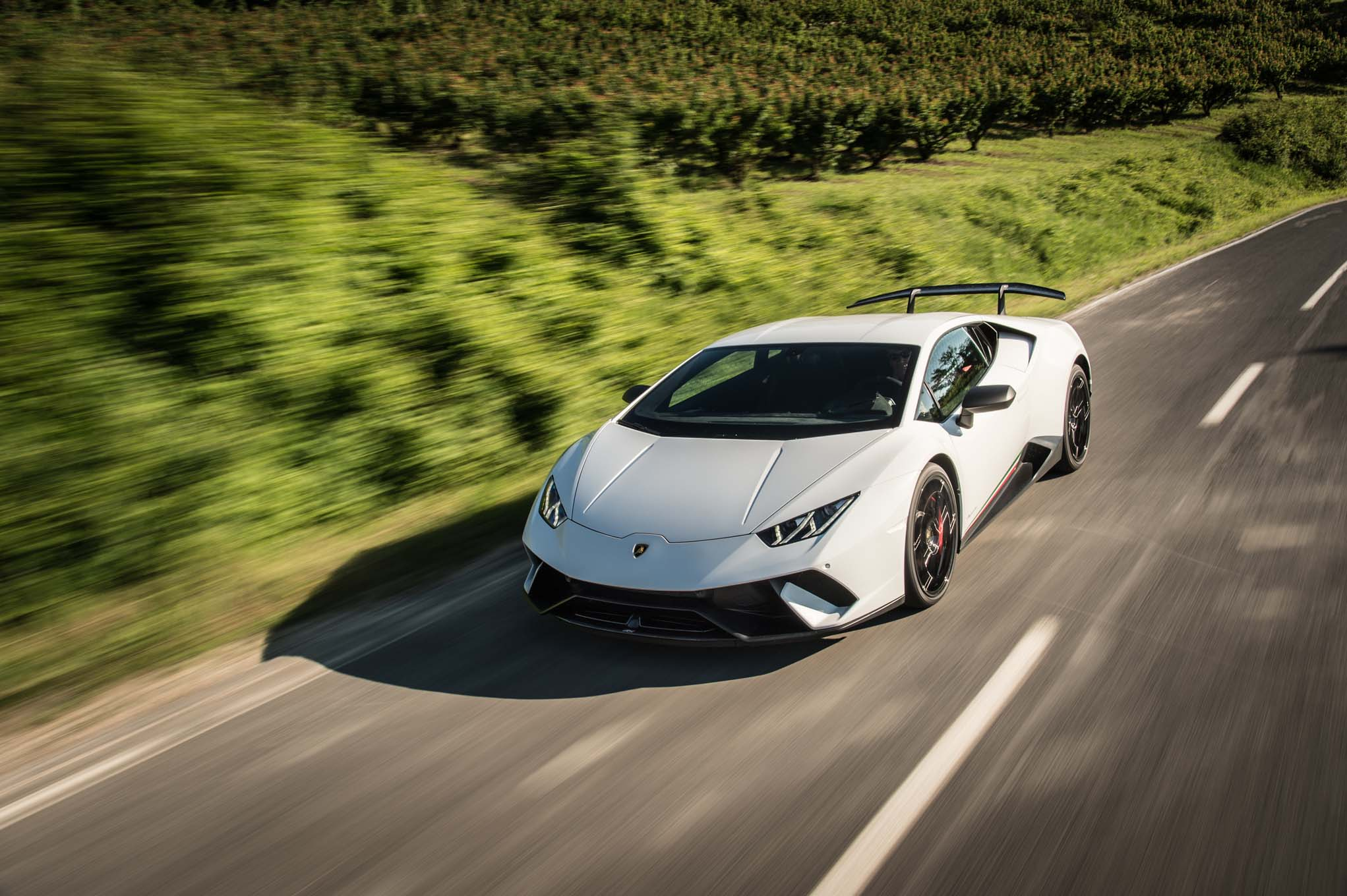 2018 Lamborghini Huracan Performante First Drive Review Automobile
