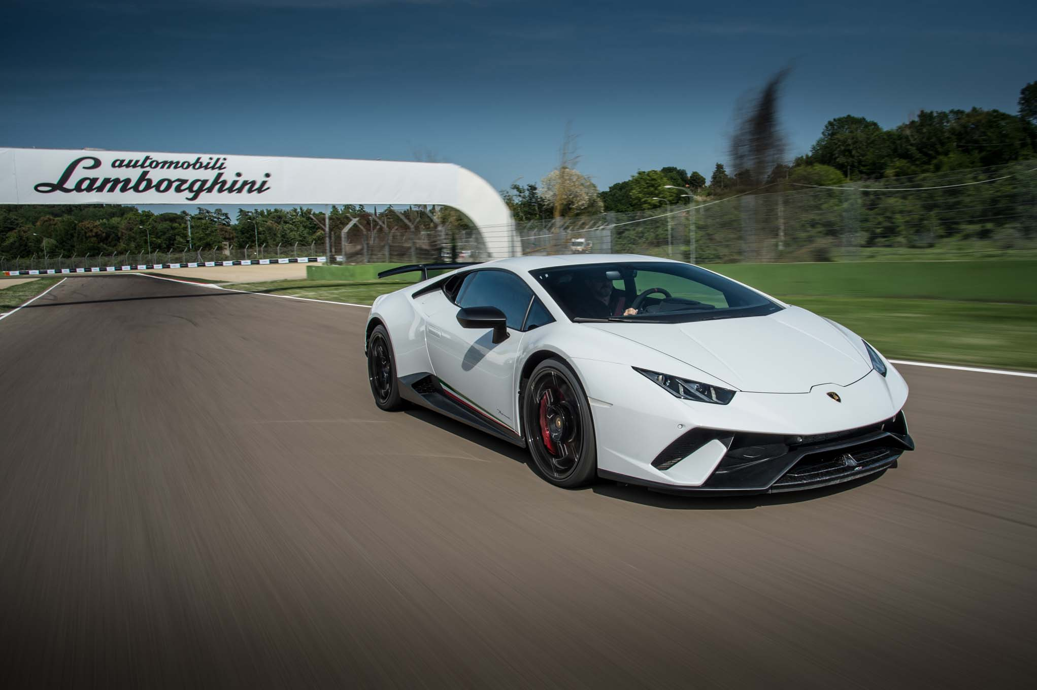 2018 Lamborghini Huracan Performante First Drive Review Automobile Magazine