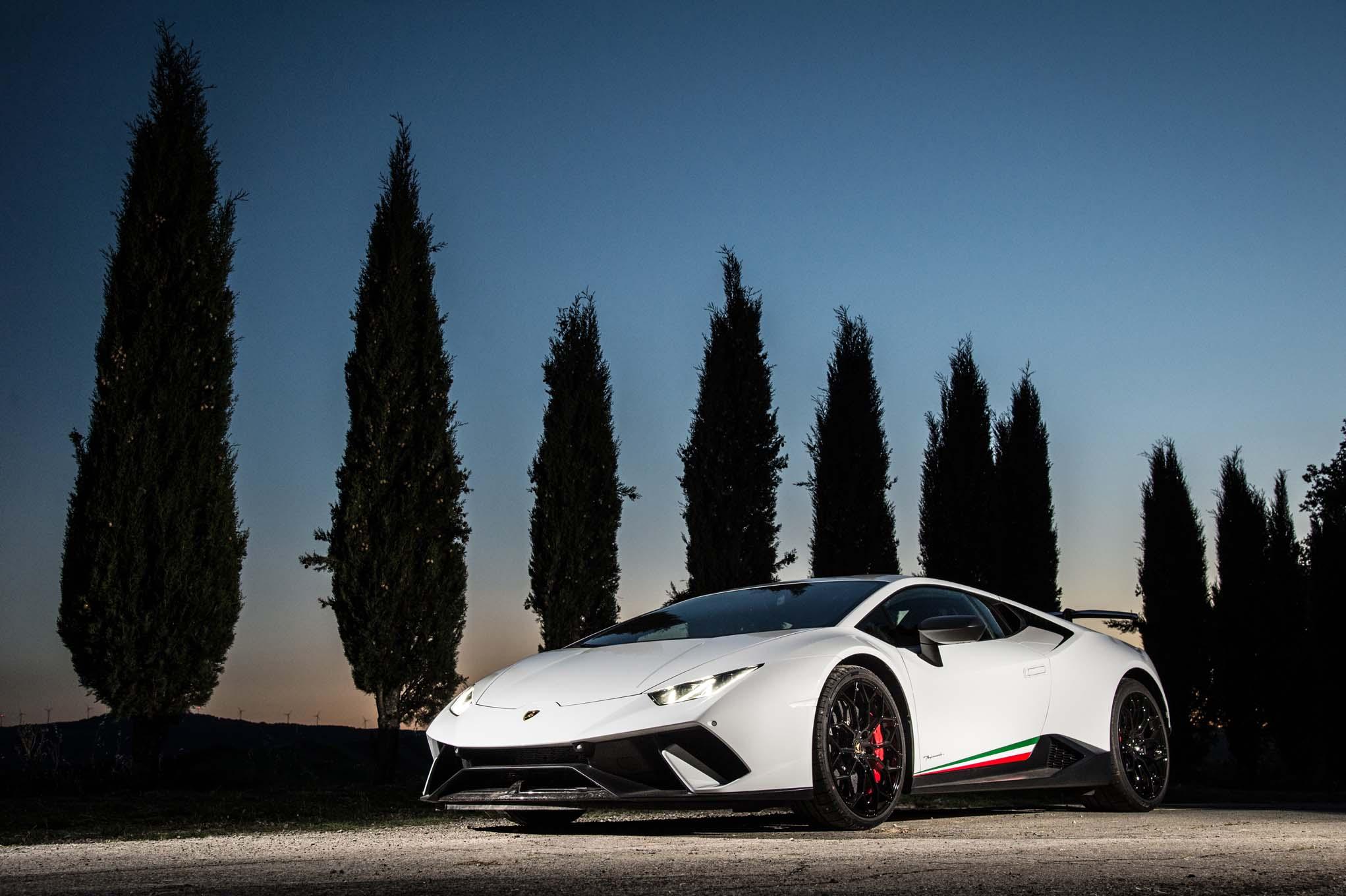 2018 Lamborghini Huracan Performante First Drive Review Automobile
