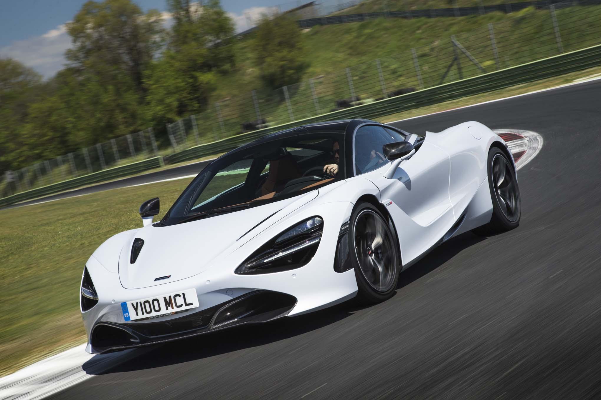 By Design: 2018 McLaren 720S | Automobile Magazine