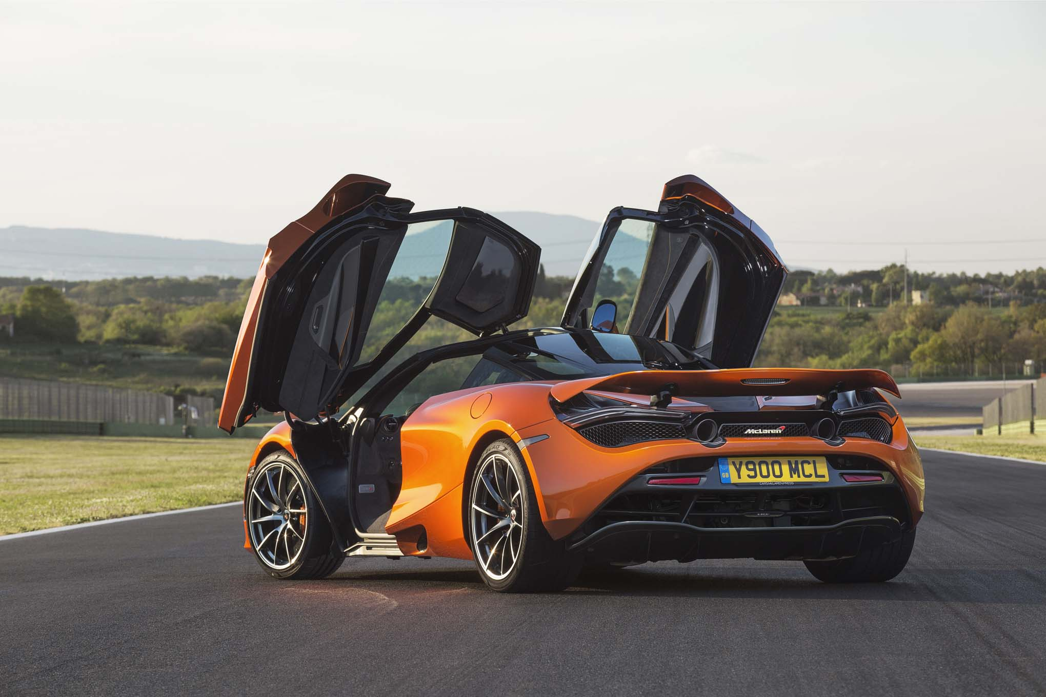 The ... & By Design: 2018 McLaren 720S | Automobile Magazine