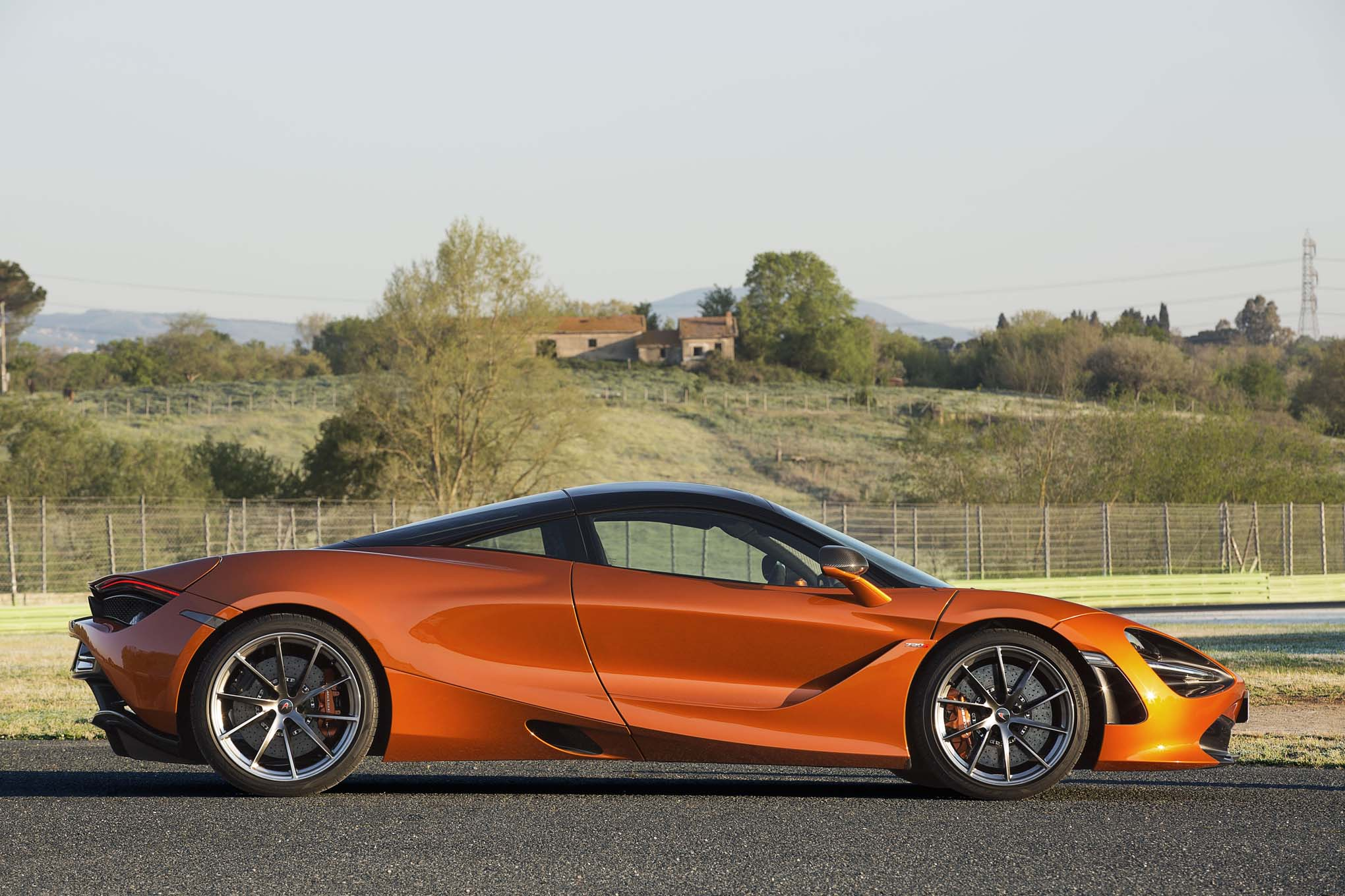By Design 2018 Mclaren 720s Automobile Magazine