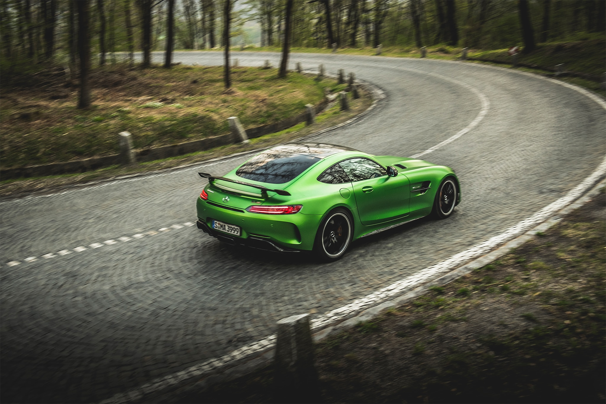 2018 Mercedes AMG GT R Quick Take Review   Automobile Magazine