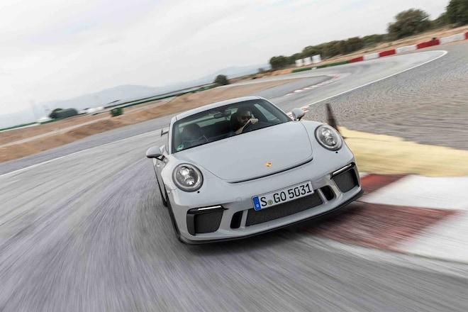 2018 Porsche 911 GT3 First Drive Review   Automobile Magazine