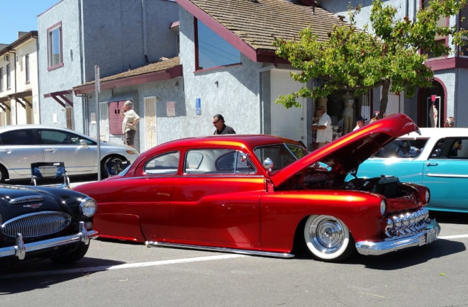 30th Seal Beach Classic Car Show Custom