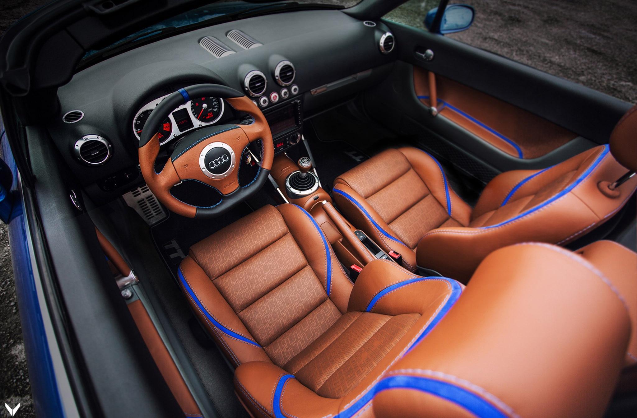 Audi_TT By Vilner_Interior