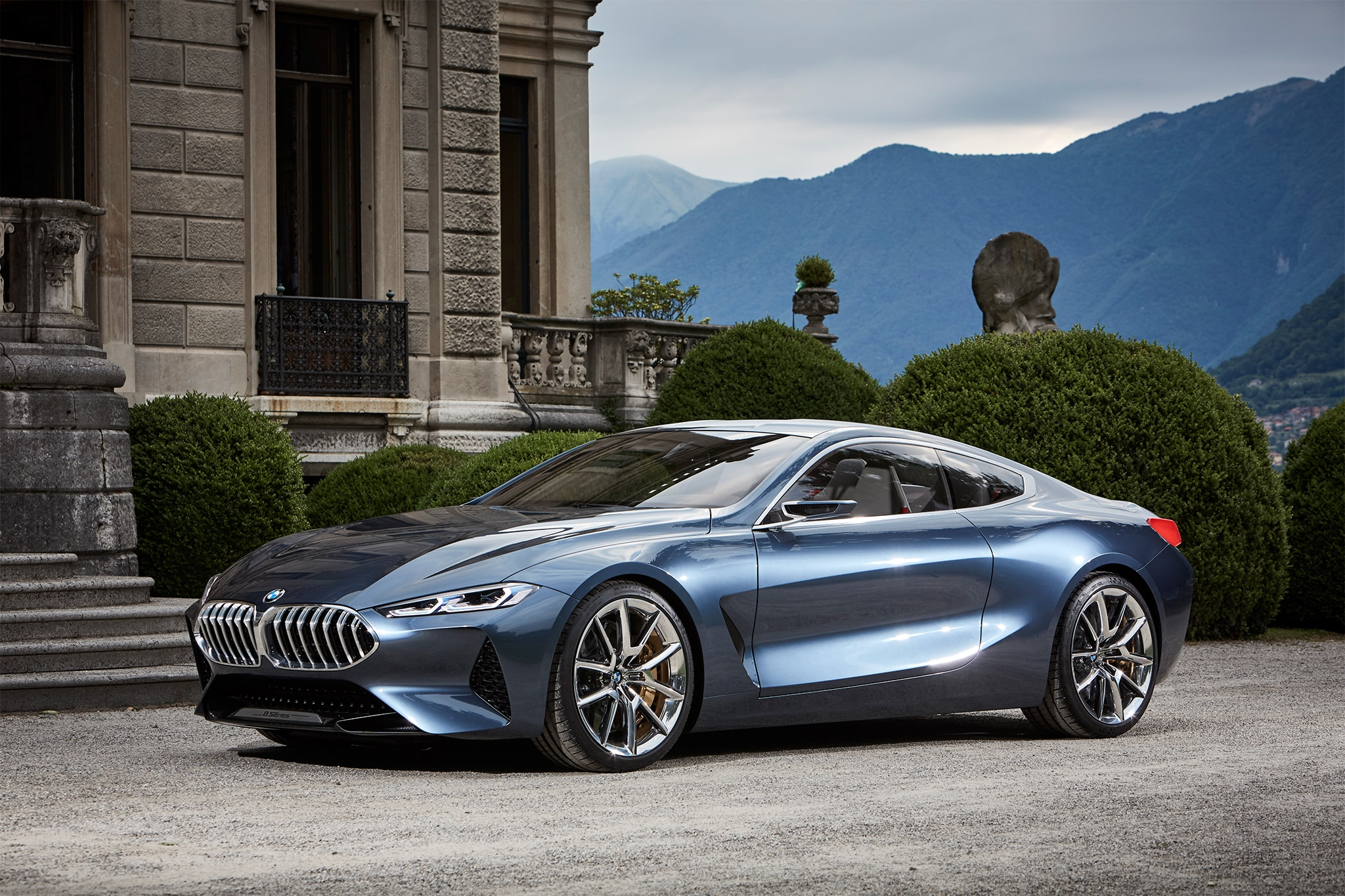 Bmw Serie 6 Gran Coupe 2018 >> Exclusive: BMW 8 Series Concept Quick Drive | Automobile Magazine