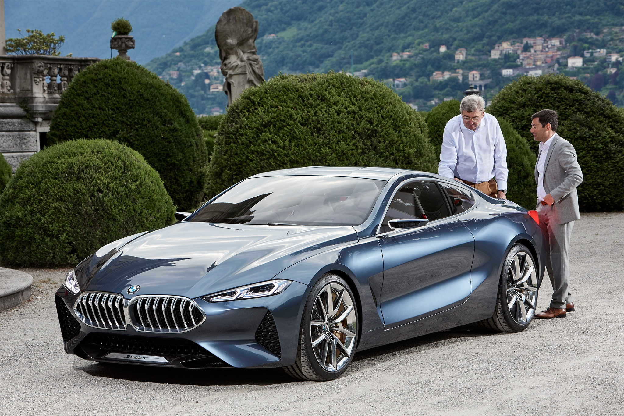 Exclusive Bmw 8 Series Concept Quick Drive Automobile Magazine