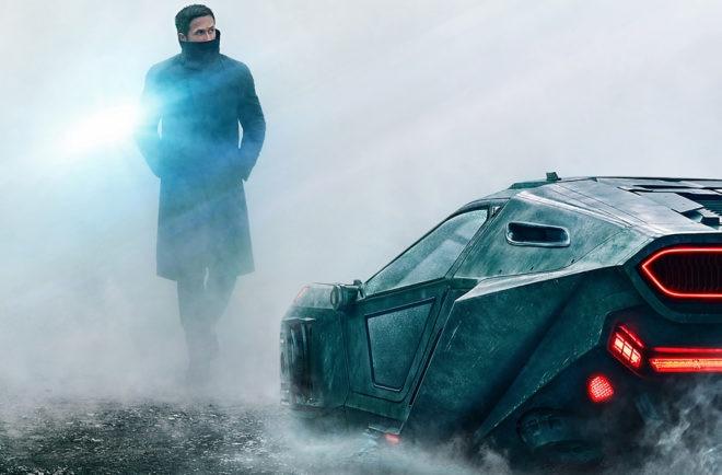 Blade Runner 2049 Cars