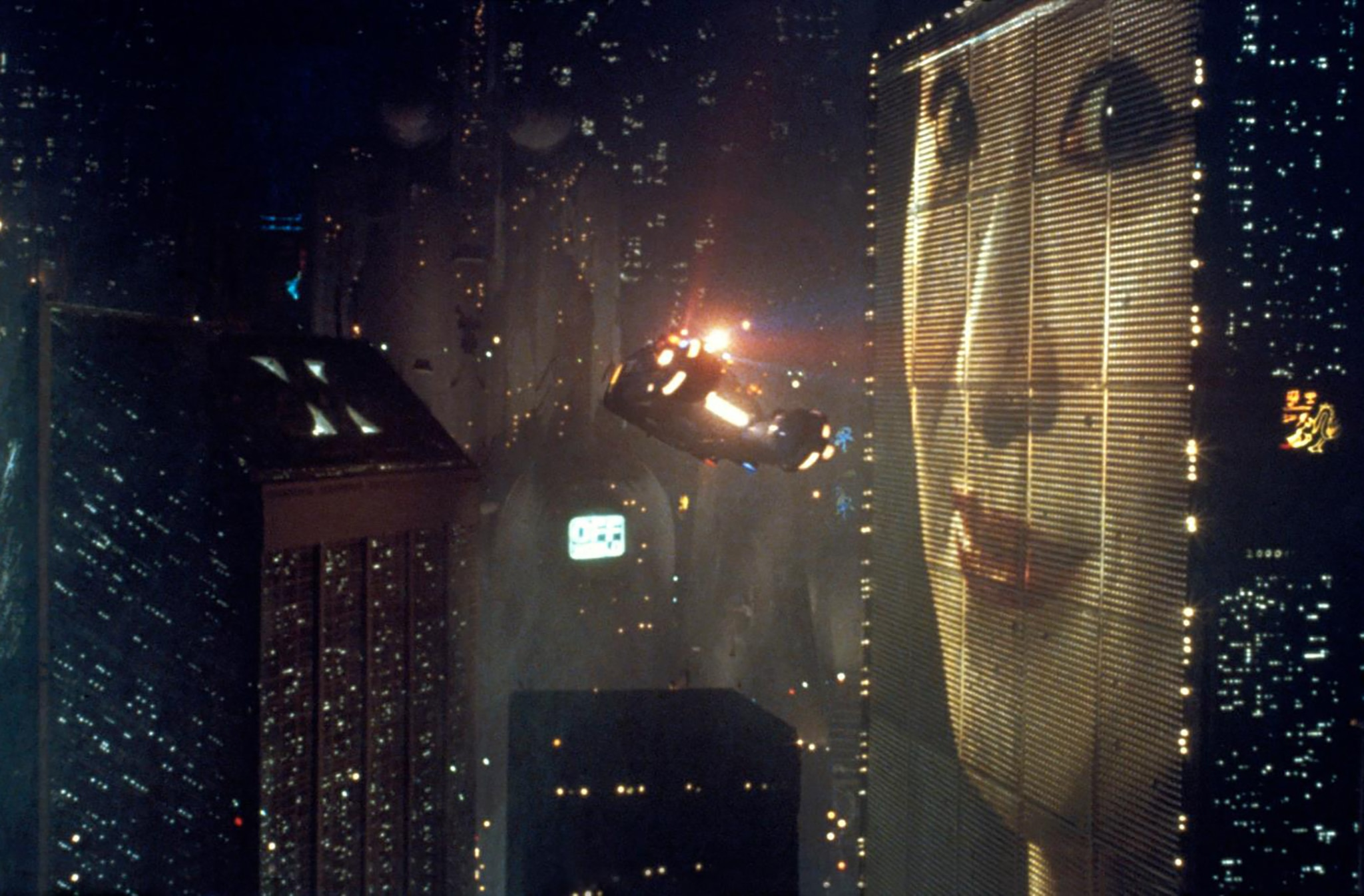 The Cool Cars Of Quot Blade Runner 2049 Quot Automobile Magazine