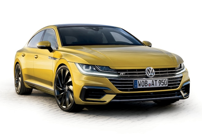 By Design Volkswagen Arteon