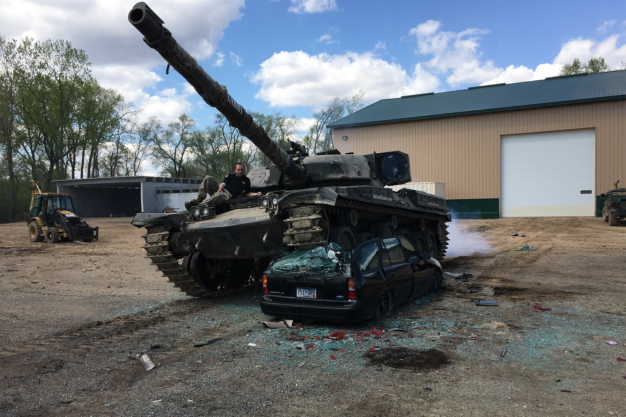 tank drive wwii era sherman earning stripes packages call start visit information