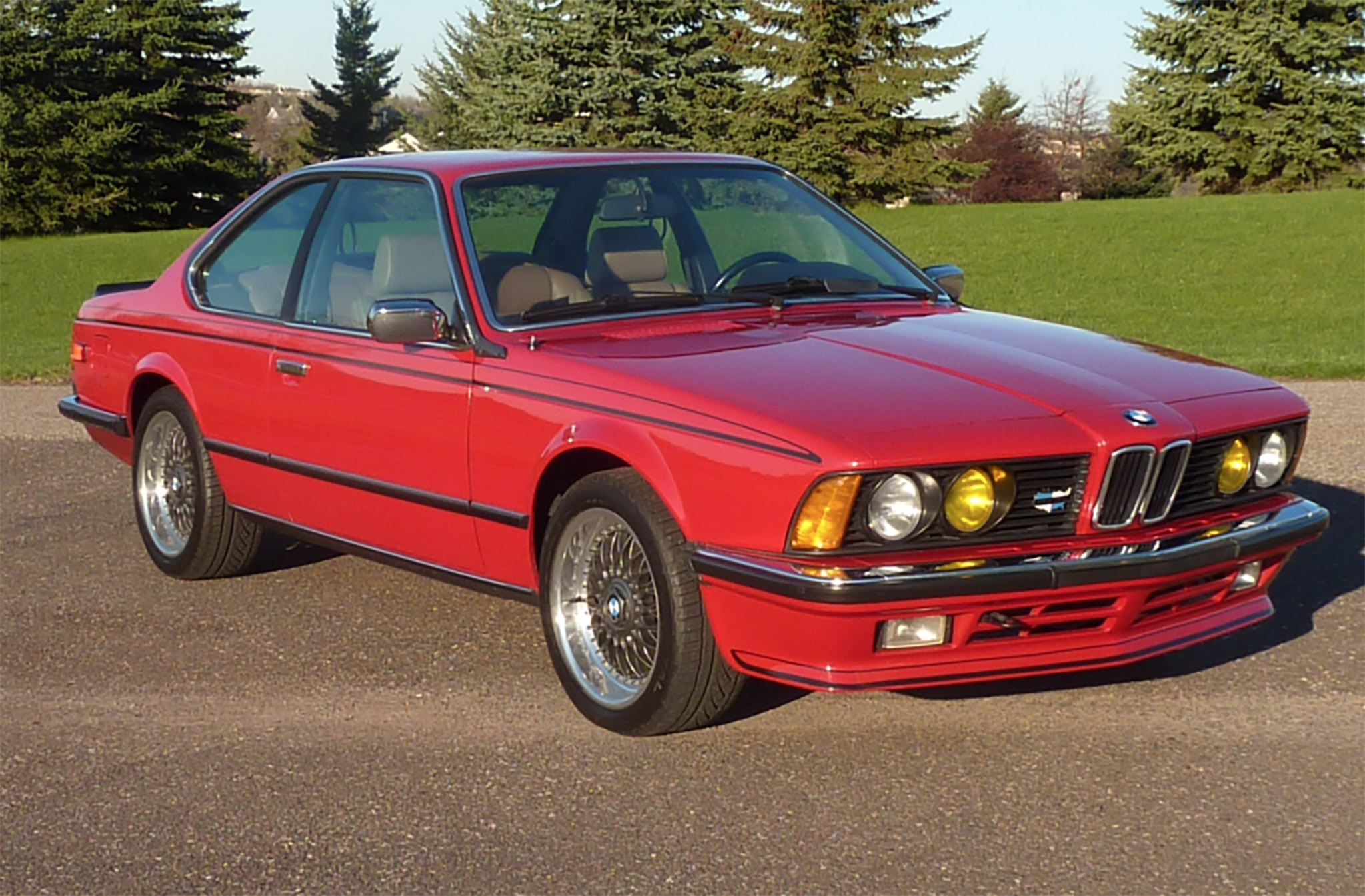 Just Listed 1985 Bmw 635csi Automobile Magazine