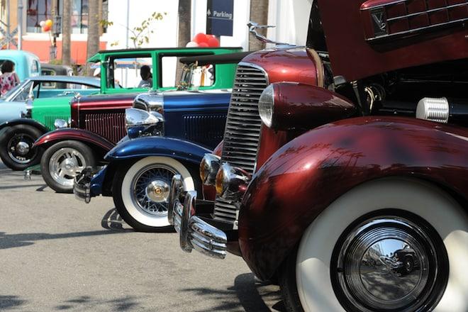 Gilmore Heritage Auto Show Celebrates American Cars - American heritage car show