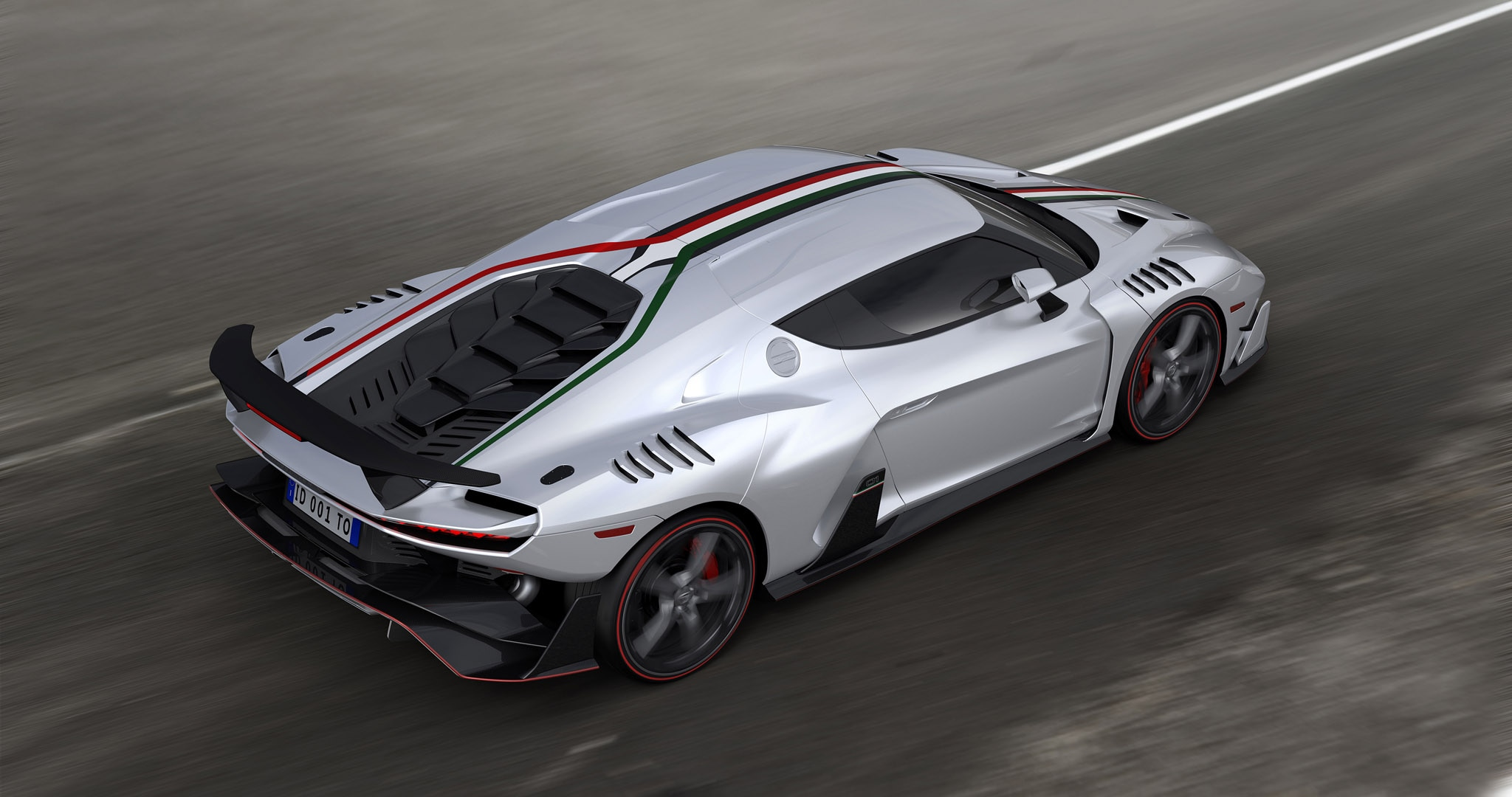 Italdesign Zerouno 2