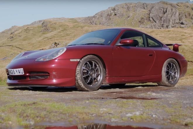 Porsche 911 996 Drivetribe Screencap