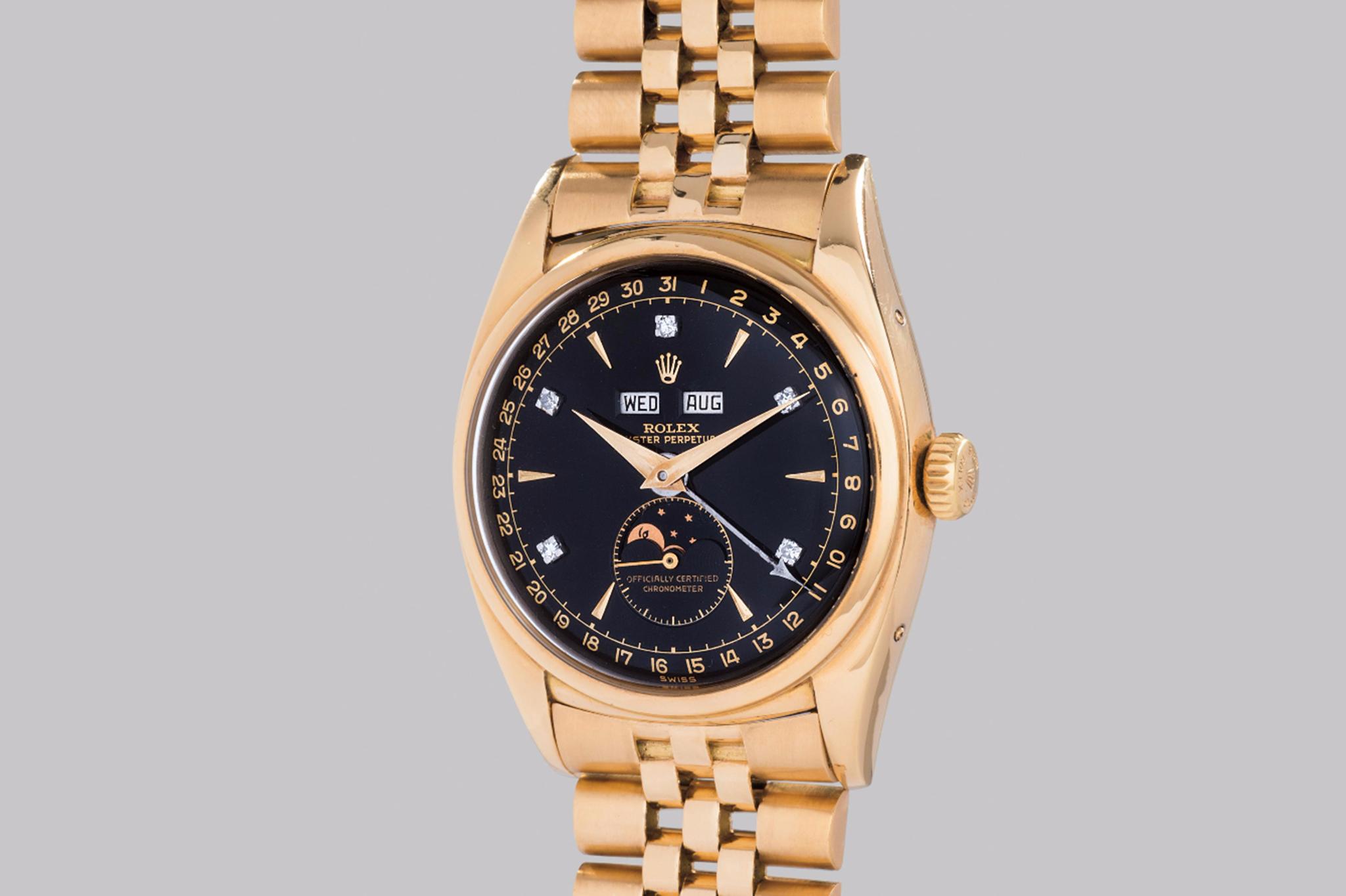 Rolex 6062 Bao Dai Metal Bracelet