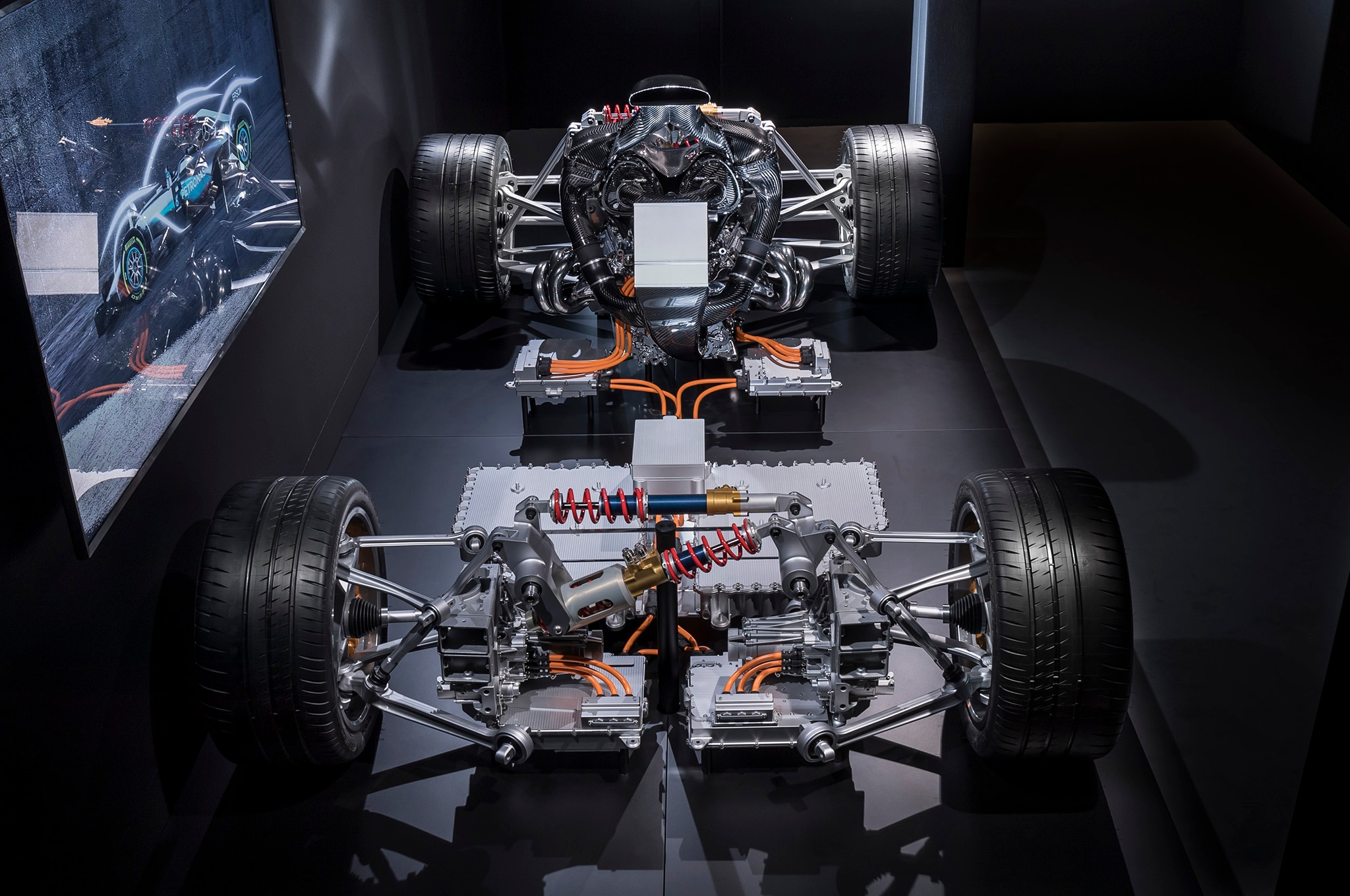 Mercedes-AMG Project One Hypercar's Powertrain Revealed ...