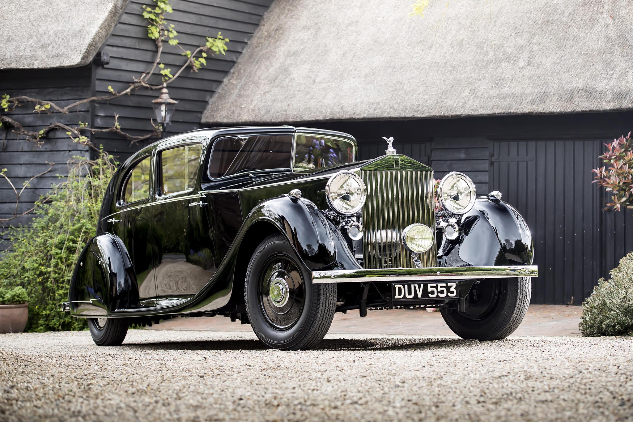 1936 Rolls Royce Phantom Iii Owned By Field Marshal