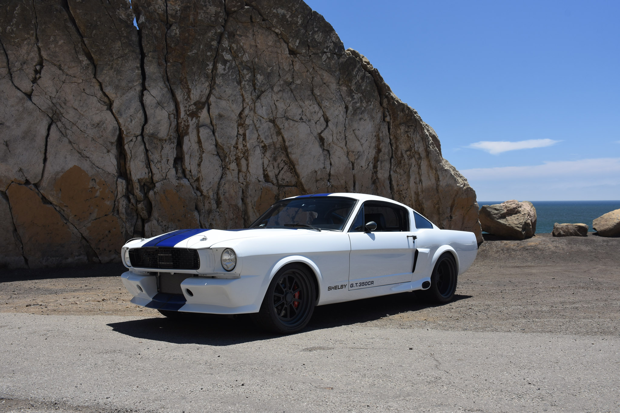 First Drive: Classic Recreations Shelby GT350CR Pro Touring ...
