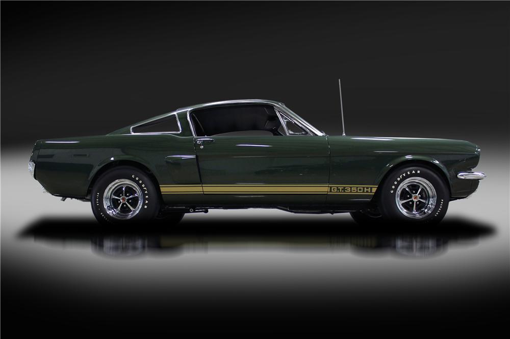 1966 Shelby GT350 H 1970 Mustang Boss 429 Headline Barrett Jackson