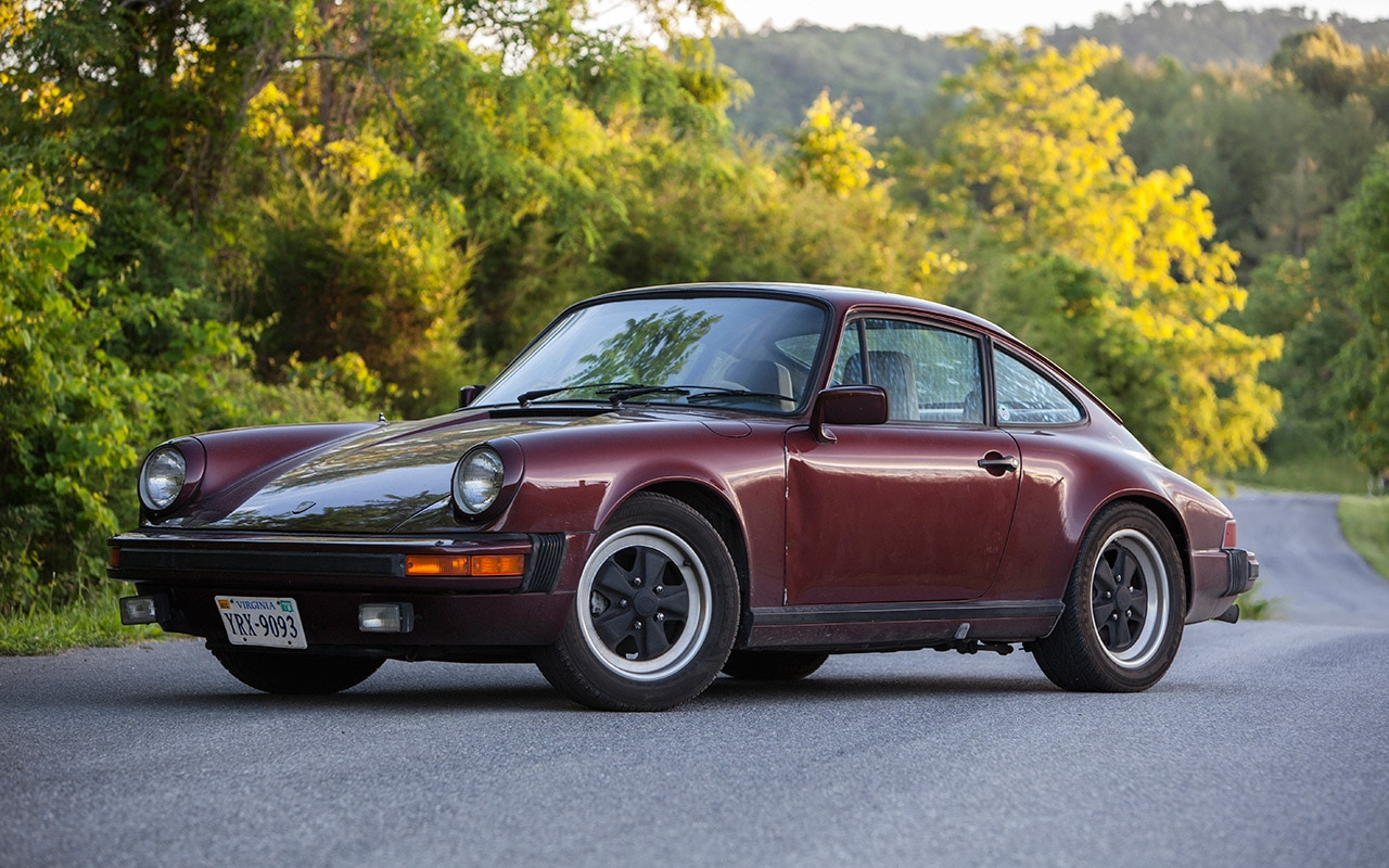 The Ballad Of The Porsche 911 Sc Automobile Magazine