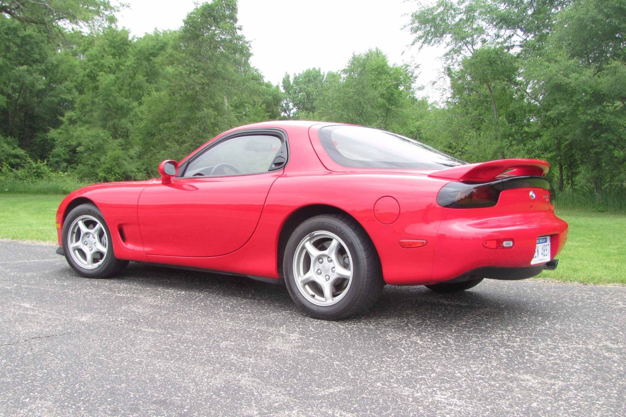 1993 Mazda RX 7 Just Listed Rear Three Quarters