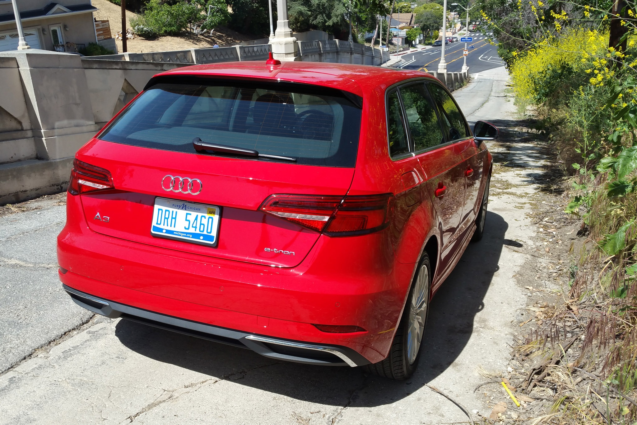 One week with 2017 audi a3 sportback e tron 14t fwd s tronic the biggest challenge for the a3 altavistaventures Gallery