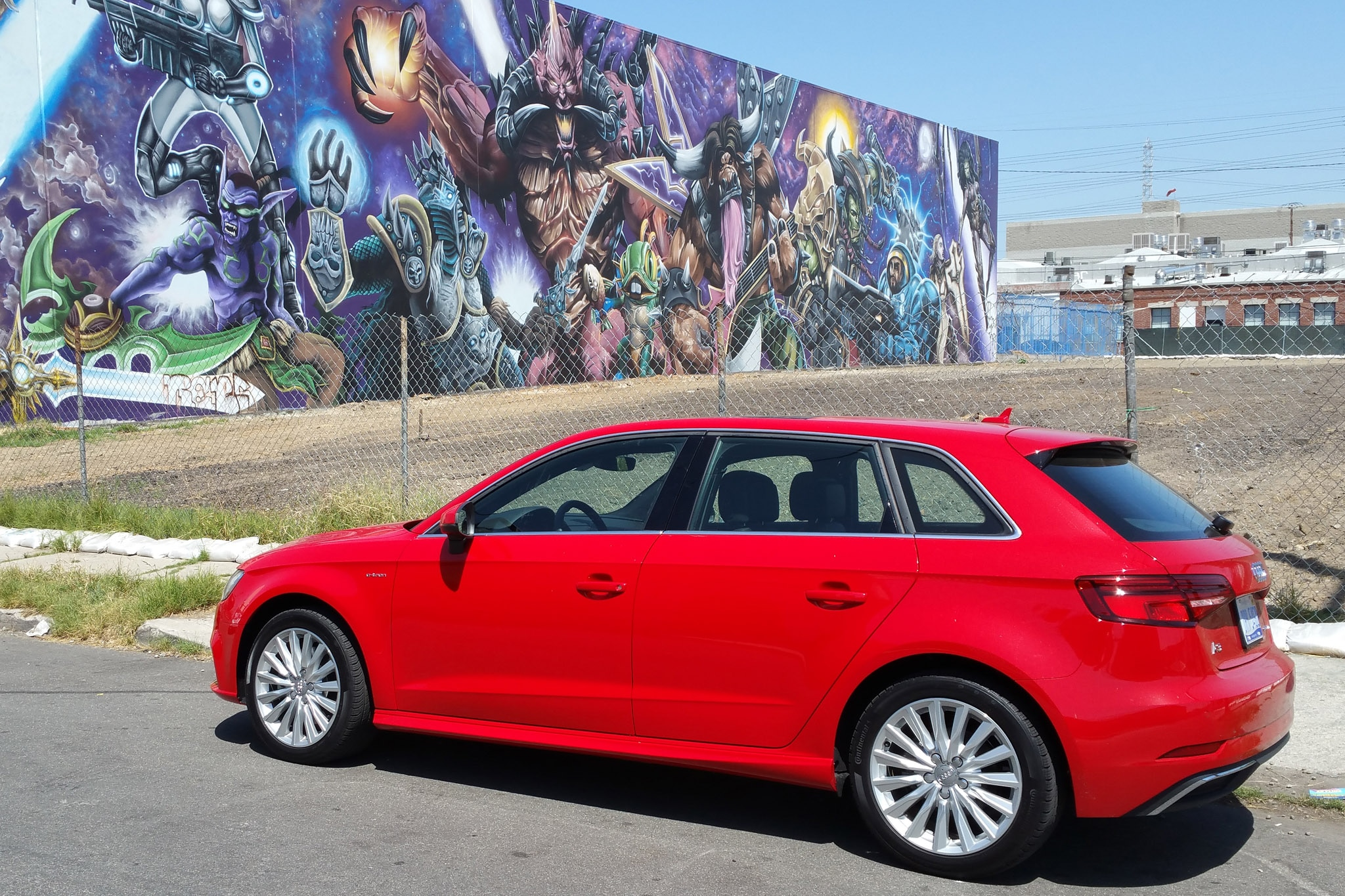 One Week With Audi A Sportback Etron T FWD S Tronic - 2018 audi a3 sportback e tron