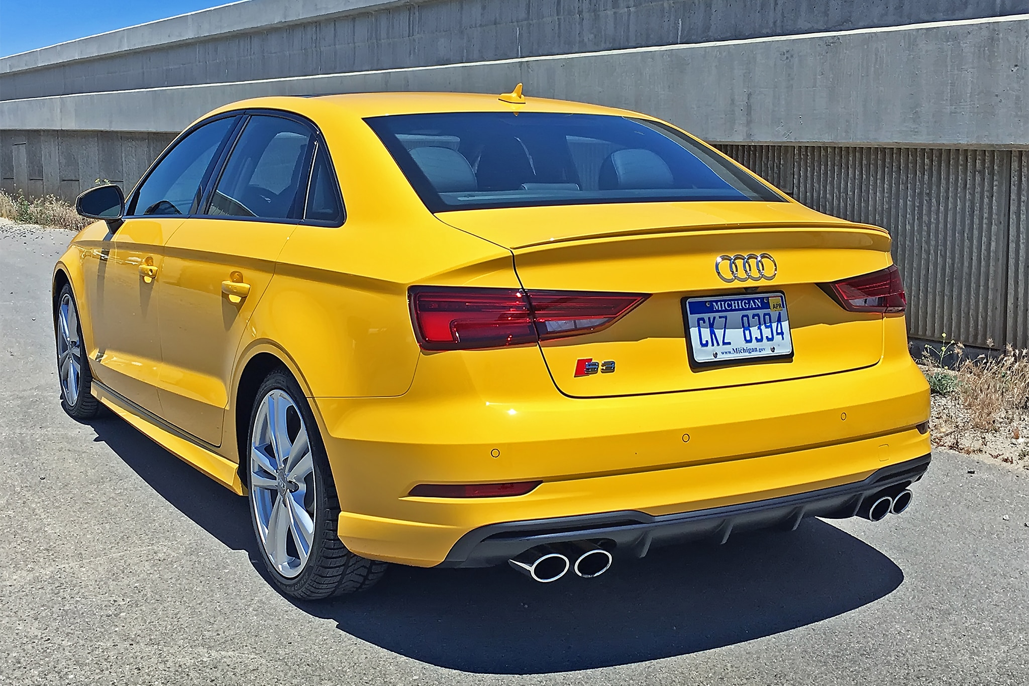 2017 Audi S3 One Week Review | Automobile Magazine