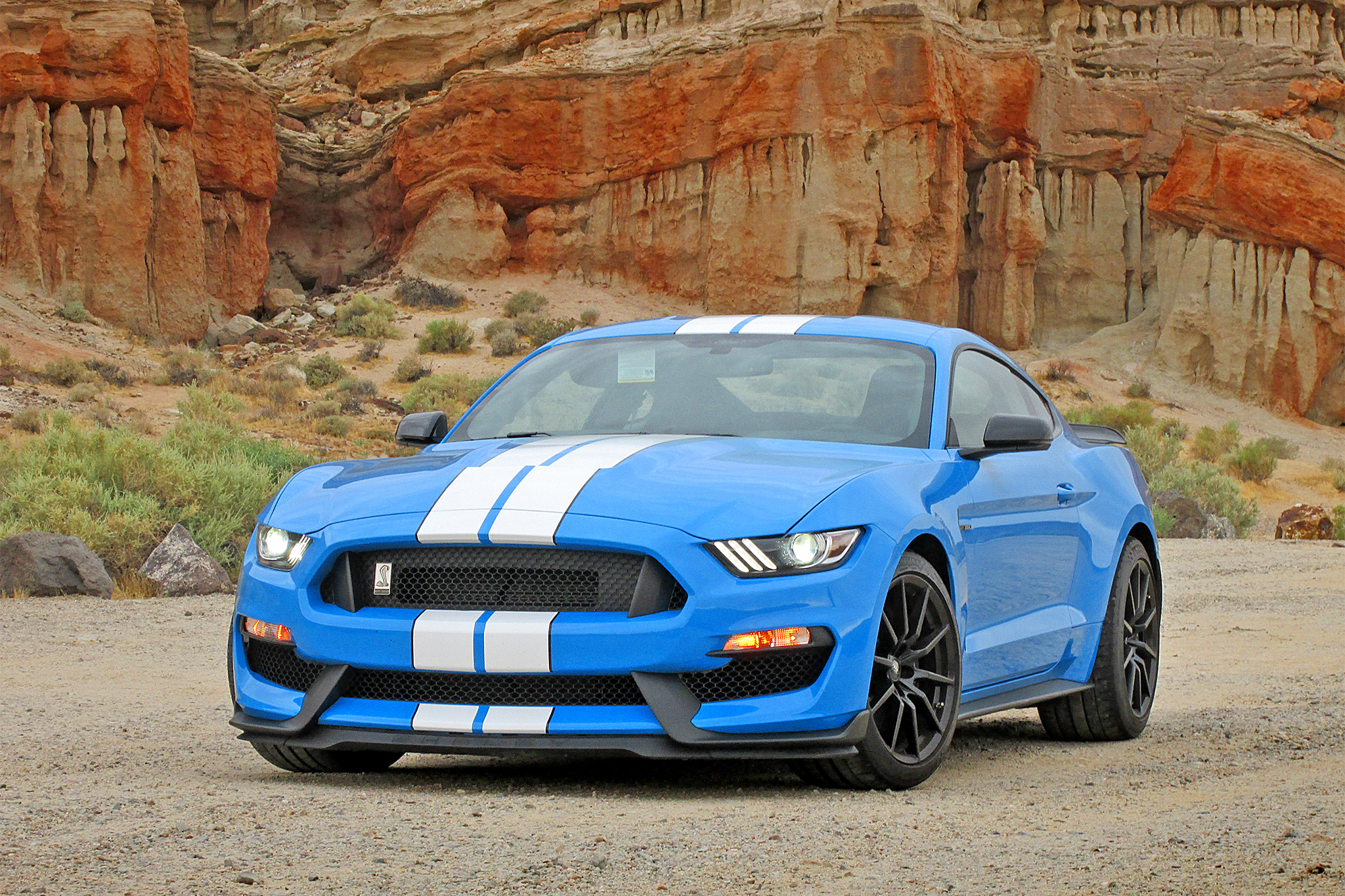 In Creating Its 2017 Model Dearborn Listened To Potential Gt350 Ers And Basically What They Heard Was Stop Footing Around Just Give Us The